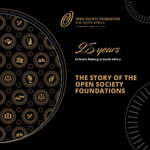 Celebrating 25 Years - Our Story in 25 Facts OSF-SA